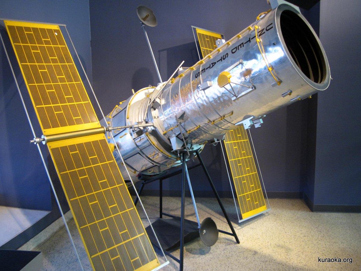 pennwalt model hubble space telescope - photo #37